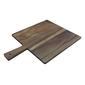 Culinary Co Acacia Wood Square Paddle Board Natural