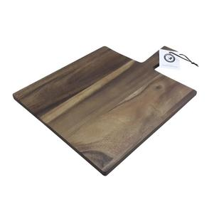 Living Space Acacia Wood Square Paddle Board