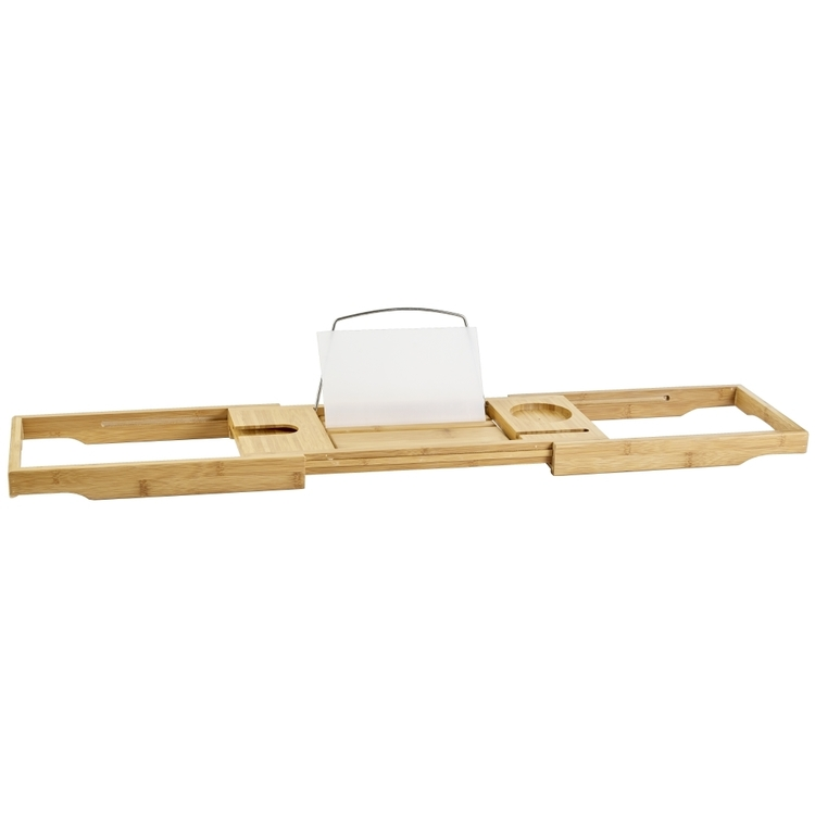 KOO Bamboo Bath Caddy Bamboo
