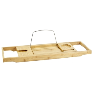KOO Bamboo Bath Caddy