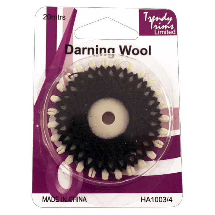 Darning Wool