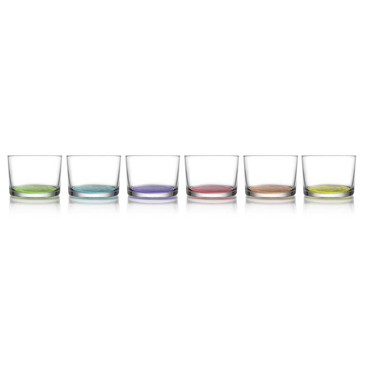LAV Bodega Double Old Fashioned Glass Set