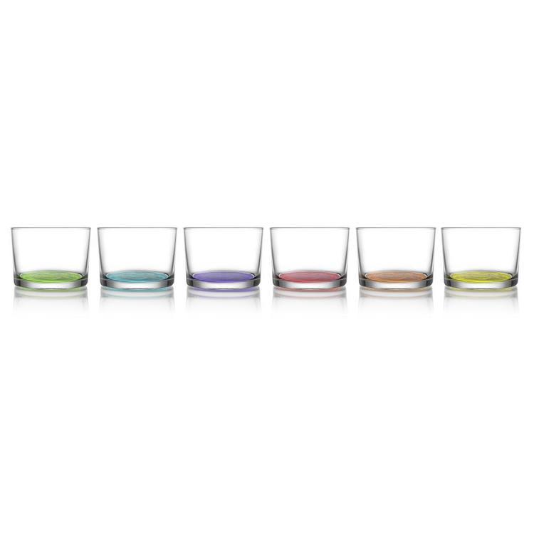 LAV Bodega Double Old Fashioned Glass Set