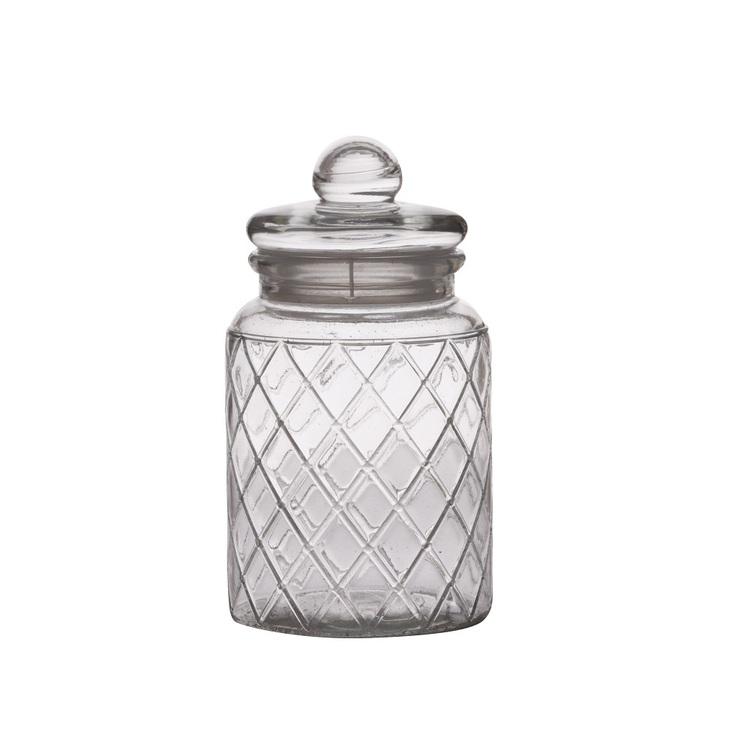 Casa Domani Trellis Storage Jar