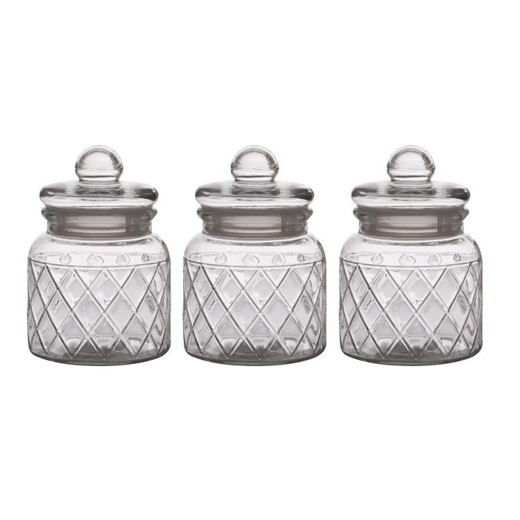 Casa Domani Trellis Jar Set