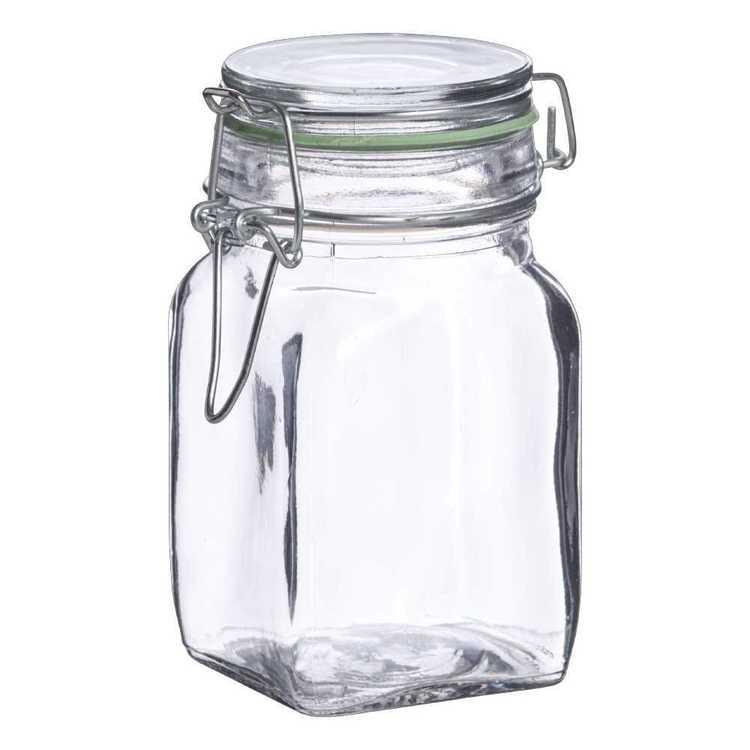 Kate's Kitchen Glass Jar
