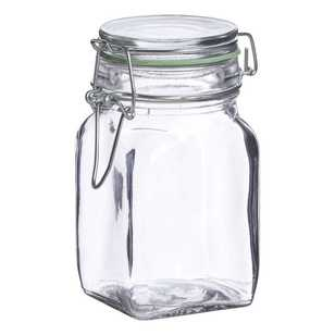 Kate's Kitchen Glass Jar