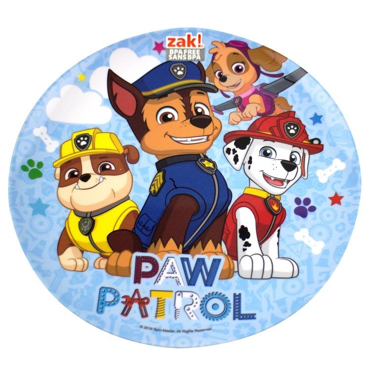 Paw Patrol Melamine Plate