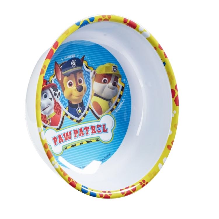 Paw Patrol Melamine Bowl