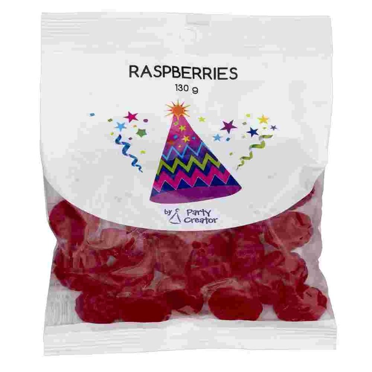 Party Creator Raspberries Multicoloured - Everyday Bargain
