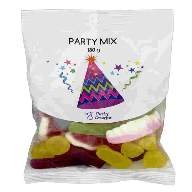 Party Creator Party Mix Multicoloured - Everyday Bargain