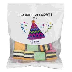 Party Creator Liquorice Allsorts - Everyday Bargain