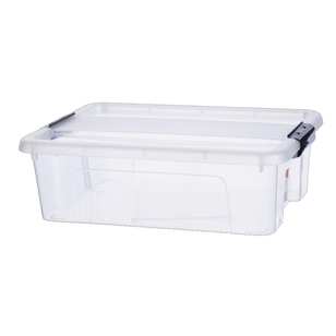 Henledar Translucent Hold Storage Box
