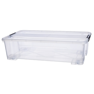 Henledar Transparent Hold Storage Box