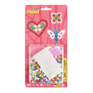 Hama Heart Bead Kit