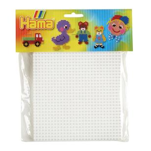 Hama Square and Round Pegboard