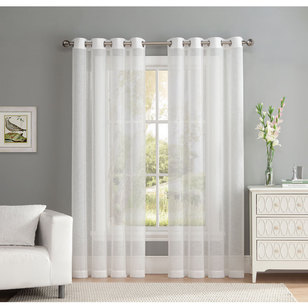 KOO Wickford Eyelet Curtain