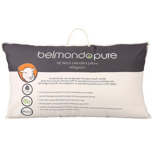 Belmondo Pure Wool Blend Pillow