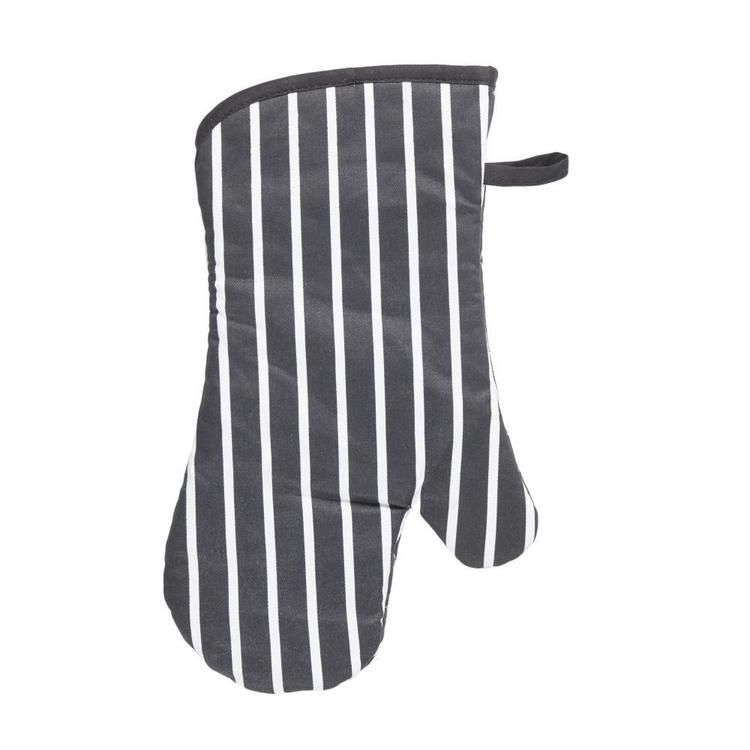 In-Habit Butchers Stripe Oven Glove