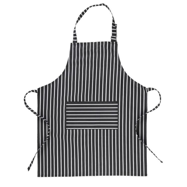 In-Habit Butchers Stripe Apron