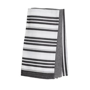 In-Habit Butcher Stripe 3 Pack Tea Towels