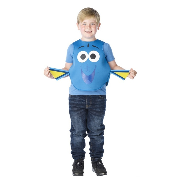 Disney Pixar Finding Dory Tabard Blue 3+ Years
