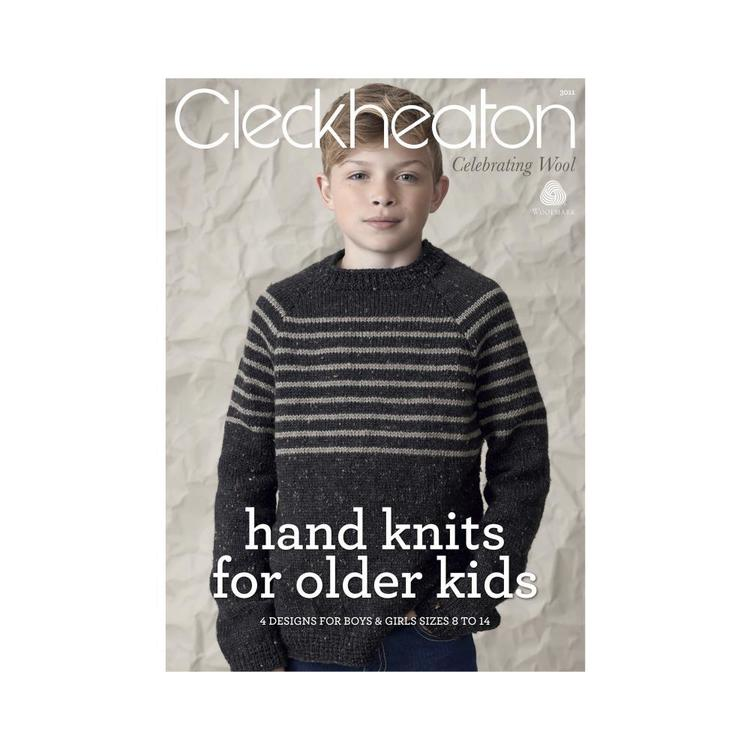 Cleckheaton Country Handknits Older Kids Pattern Book
