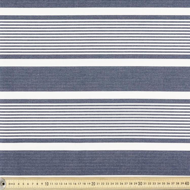 Flanders Stripe Cotton Ticking