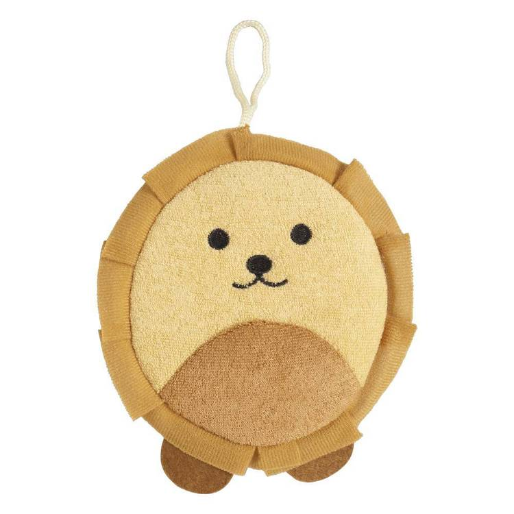 Brampton House Kids Bath Hedgehog Loofah