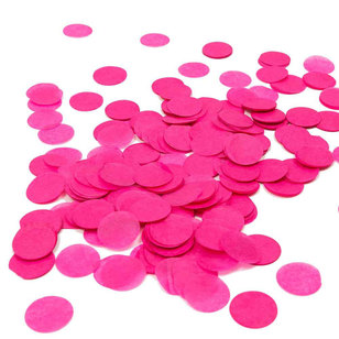 Five Star Paper Circles Confetti
