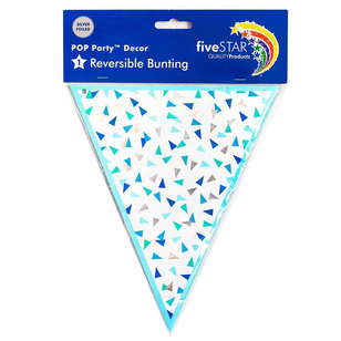Five Star Pop Triangle Bunting