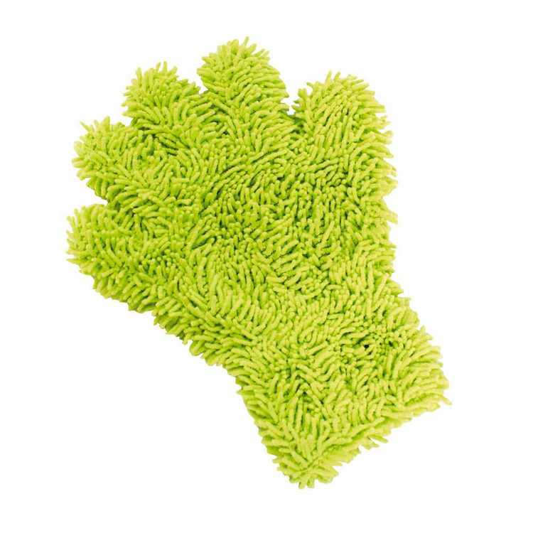 Sabco Dusting Glove Green