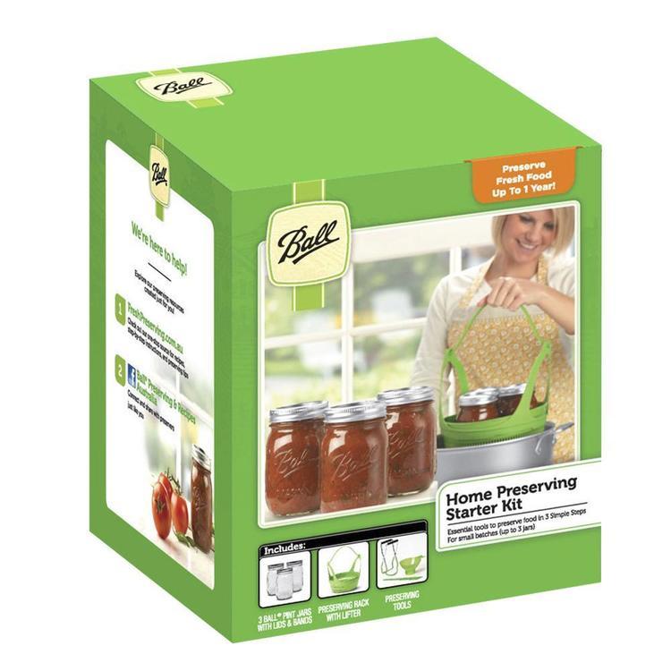 Ball Home Preserving Starter Kit