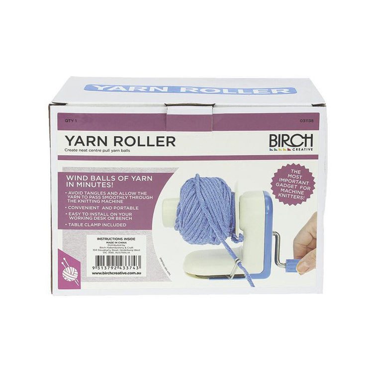 Birch Yarn Winder Multicoloured