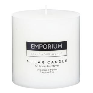 Emporium Pillar Candle