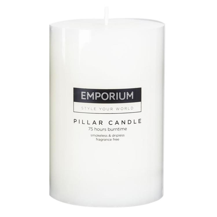 Emporium Wide Pillar Candle
