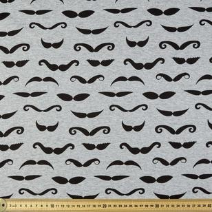 Moustache Combed Cotton Jersey