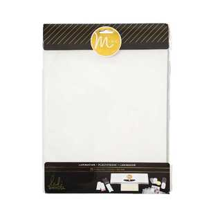 Heidi Swapp Minc Lamination Photo Pouches