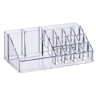 MS Style Open Compartments Cosmetic Container