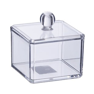 MS Style Cosmetic Container With Lid