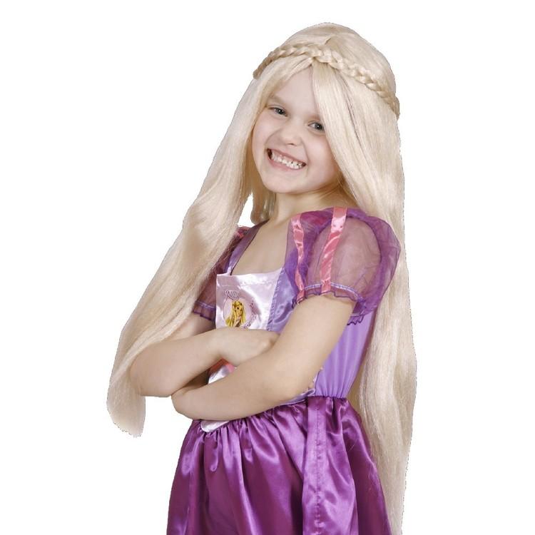 Disney Deluxe Rapunzel Wig