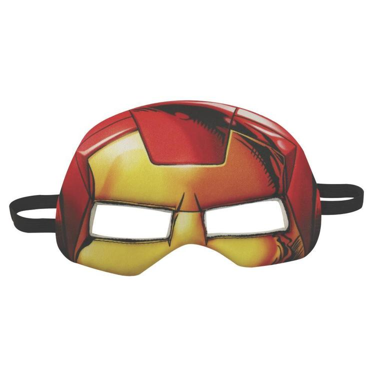 Marvel Iron Man Plush Mask