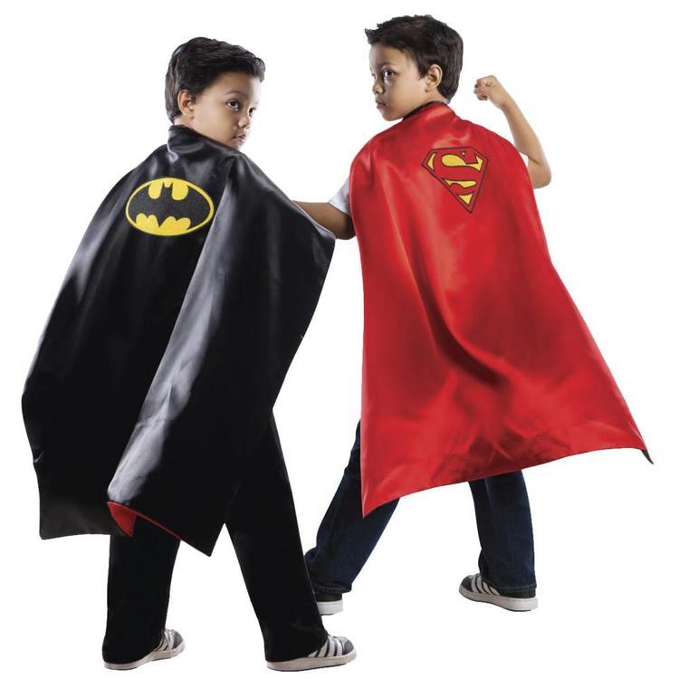 DC Comics Batman To Superman Reversable Cape