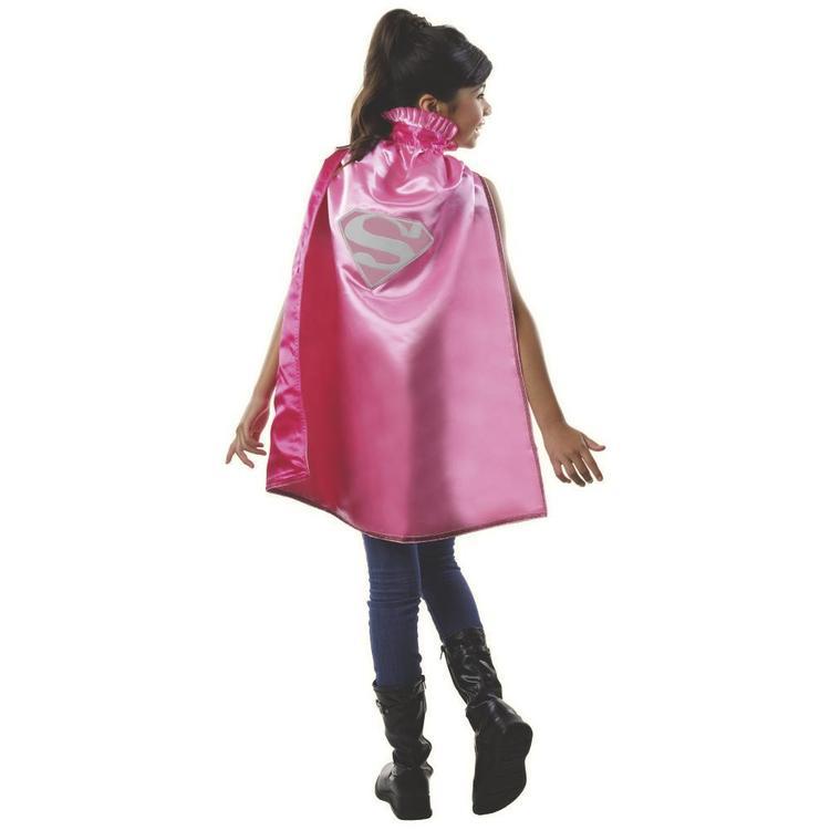 DC Comics Supergirl Pink Cape