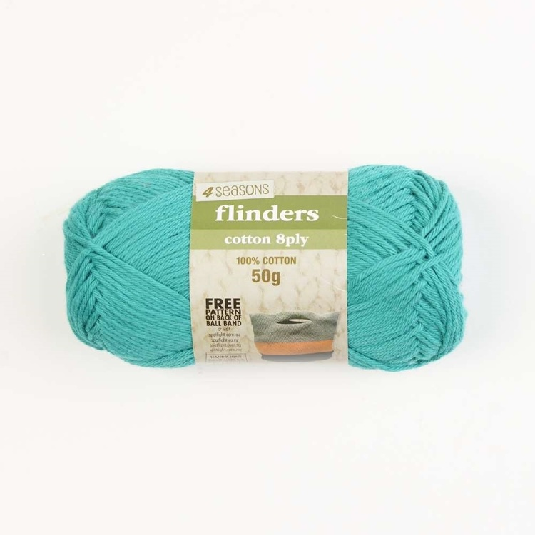 4 Seasons Flinders Cotton 8Ply Yarn 50 g