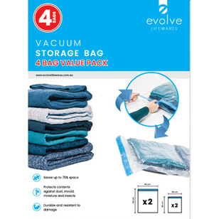 Evolve Lifewares Value Vacuum Bag