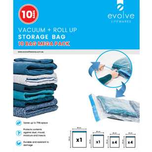 Evolve Lifewares Mega Vacuum Bag