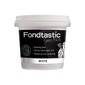 Fondtastic Gum Paste Mini Tub White 226 g
