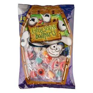 Lolliland Halloween Body Parts Confectionery