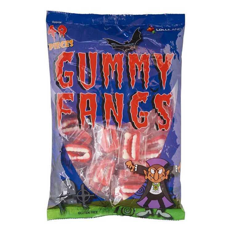 Lolliland Halloween Gummi Fangs Confectionery